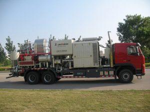 Агрегат на базе Volvo